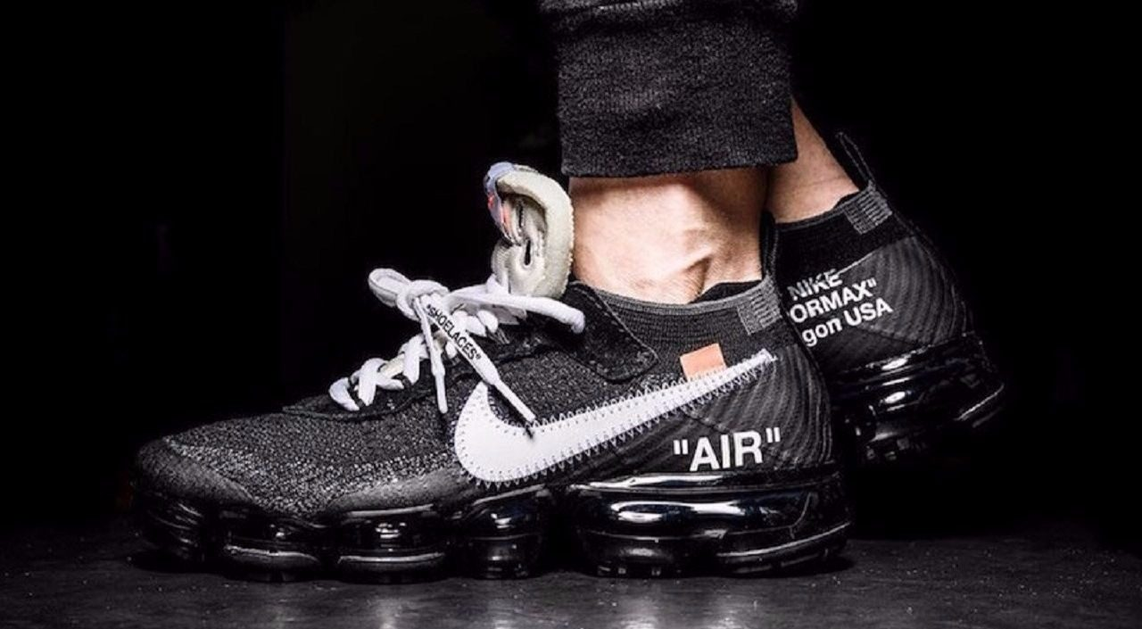 The Off-White x Nike collection drops on September 1