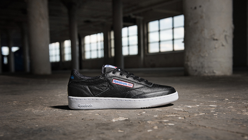 Machine Gun Kelly is the New Face of the Reebok Club C Model ... b8ccc9567