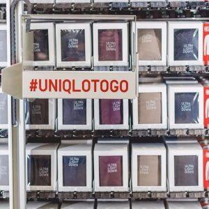 Uniqlo Vending Machines