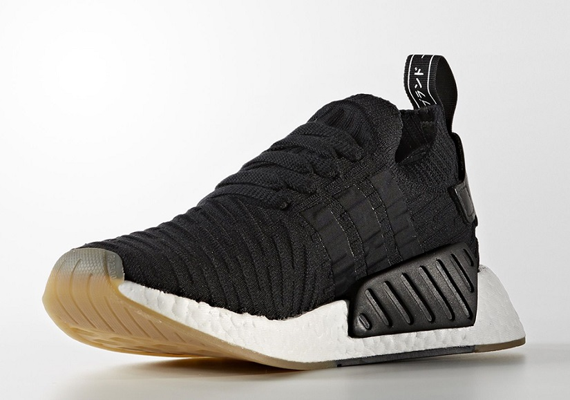 f5bc50153c43d0 Adidas NMD R2 Japan Pack Comes in Black and Pink Primeknit this ...