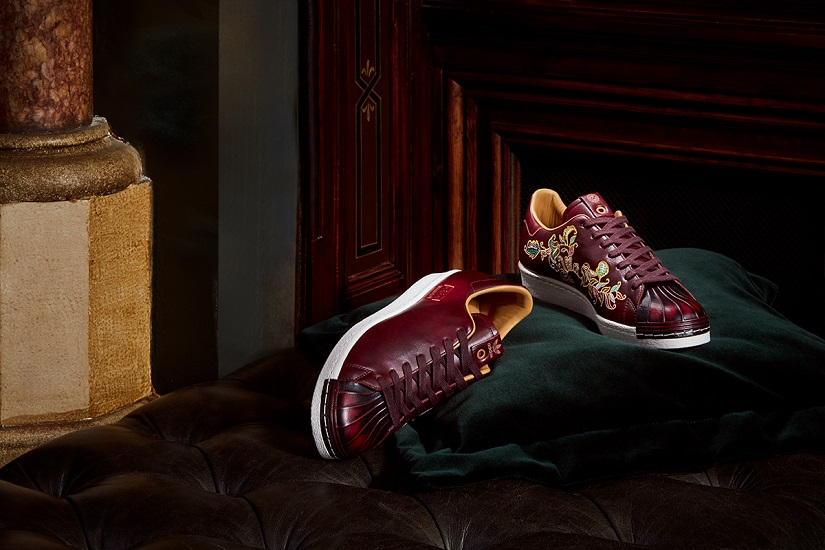 The adidas Consortium by Limited Edt Superstar