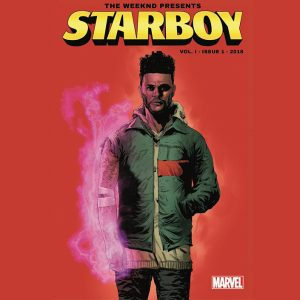 the-weeknd-marvel-comic-book