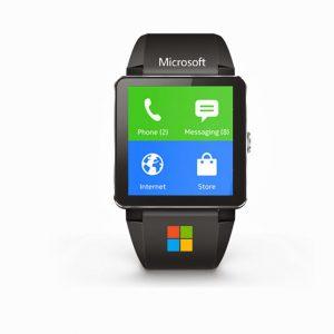 Microsoft Surface watch