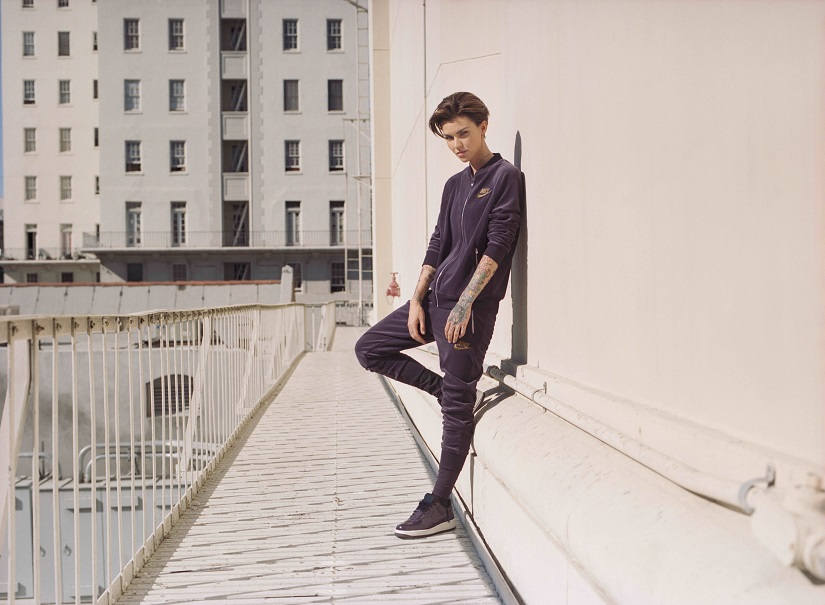 new styles e3bb1 c2d1d Force is Female by Nike Starring Ruby Rose | Straatosphere