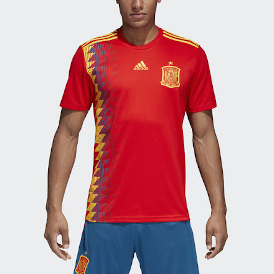 747bccdc3 Spain-FIFA-World-Cup-2018-National-Team-Jersey