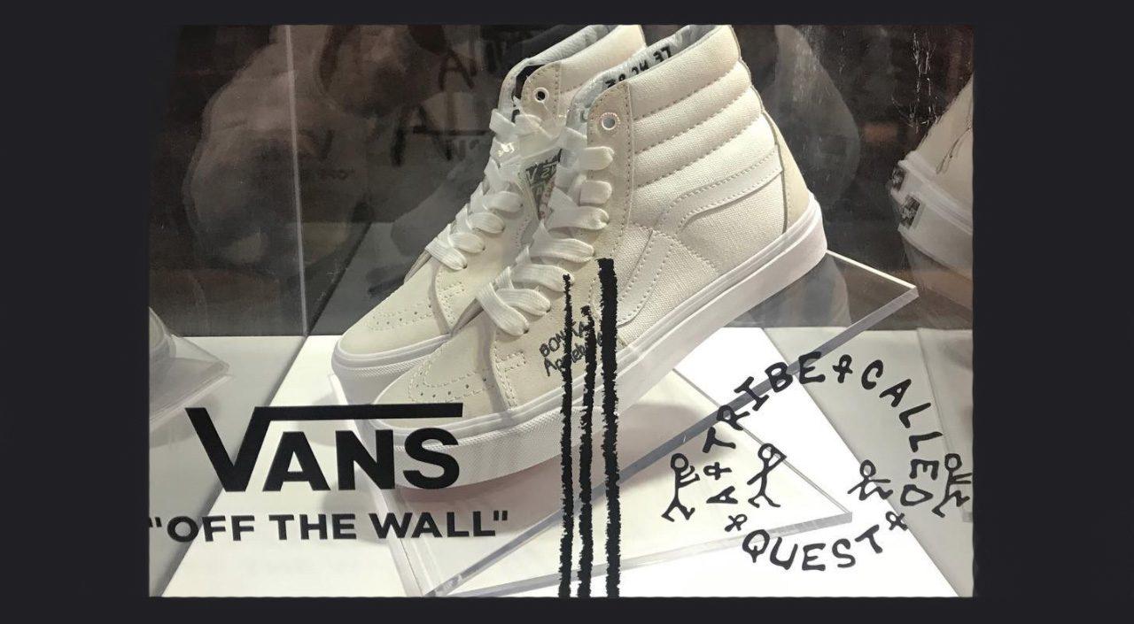 Tribe Called Quest x Vans SK8 Hi