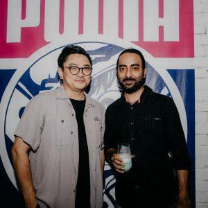 Puma x LE x Jahan Future Past Launch Party
