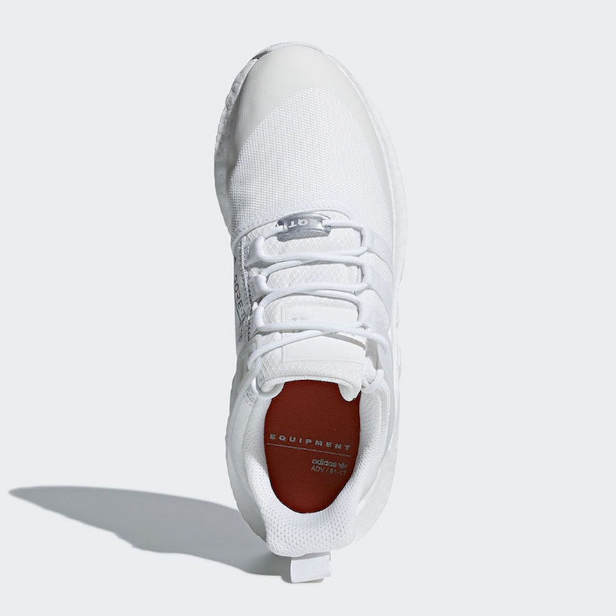 the latest 62403 341ef adidas EQT Support 9317 Triple white Gore-tex