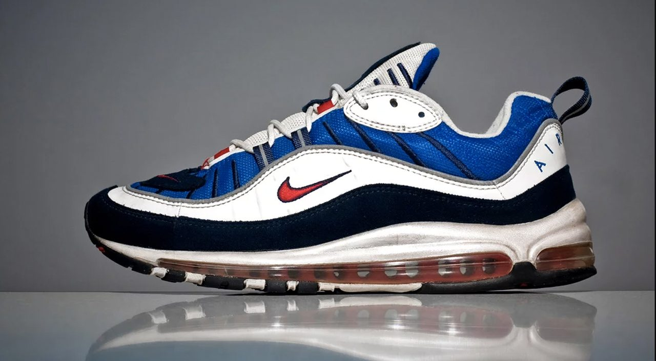 The Air Max 98 Gundam Og Reissue 2018 Release Straatosphere