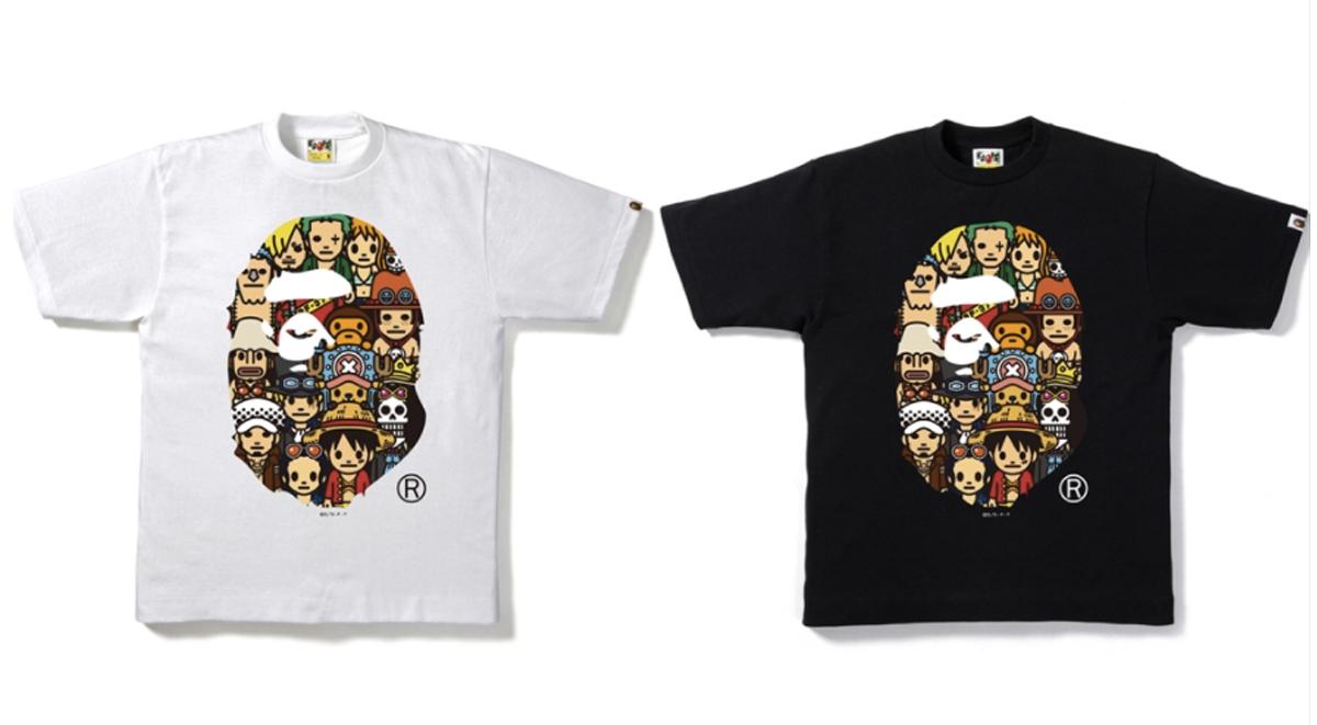 Streetwear anime collabs