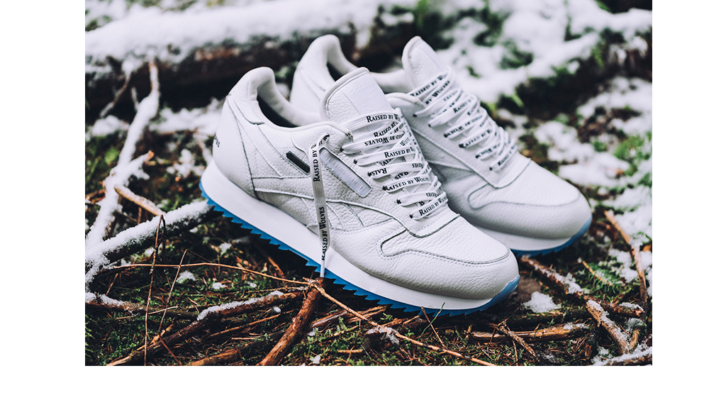hot product shoes for cheap incredible prices Reebok Classic Leather x Raised By Wolves Release ...