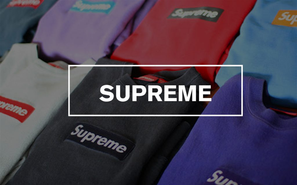 supreme streetwear sizing guide for asians size chart