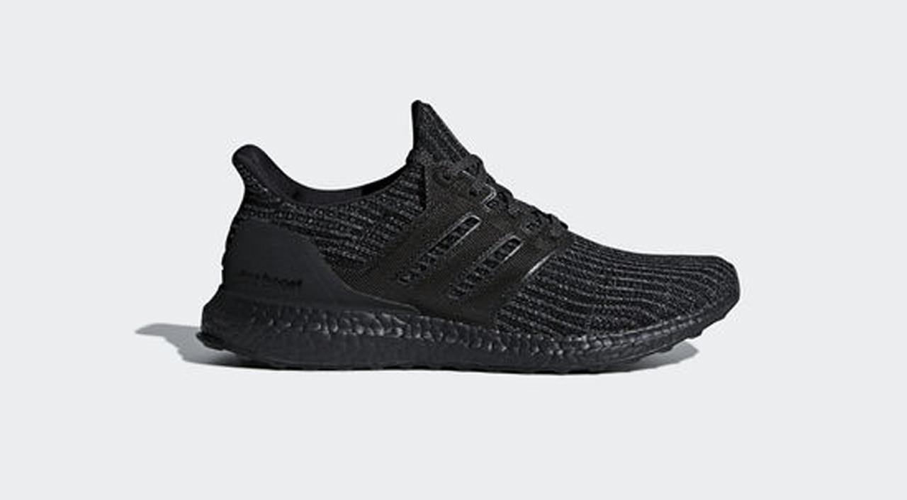 ultraboost triple black 4.0
