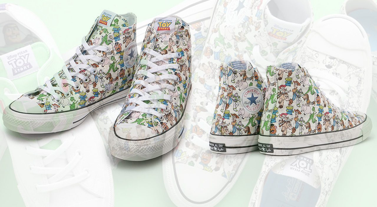 Converse x Toy Story
