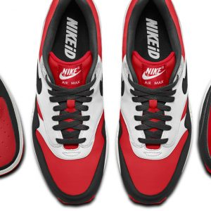Nike iD Bred Toe