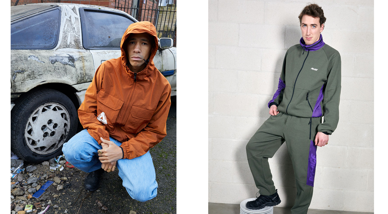 Palace Skateboards Spring 2018 Collection featured