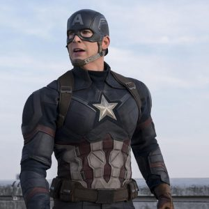 Captain America Actor Chris Evans