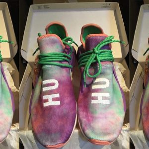 Defective Adidas Pharrell NMD copy