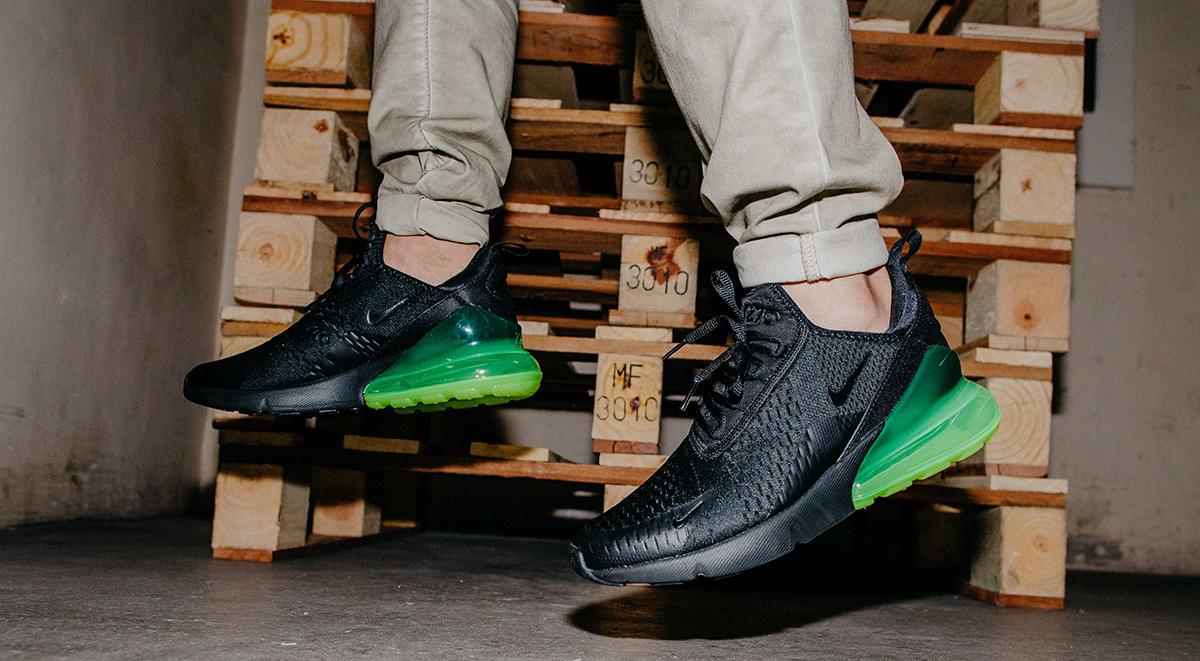Nike Air Max 270 Neon Green