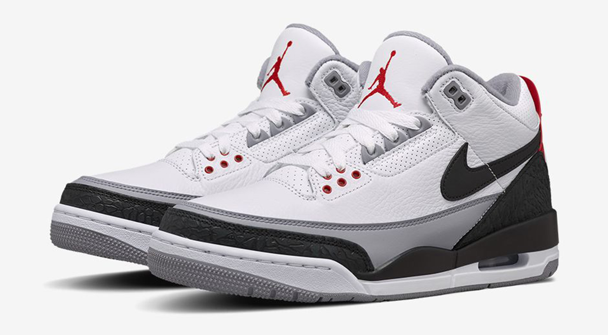 photos officielles ad5f1 cddfe The Nike Air Jordan 3 Tinker Singapore Release Details ...
