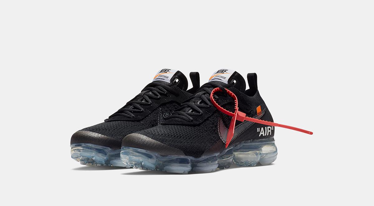 Off White x Nike Air Vapormax 2018