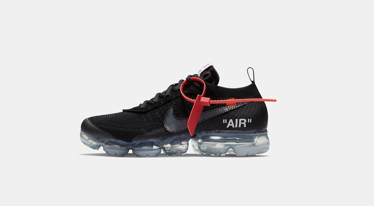 Off White x Nike Air Vapormax 2018: Two Ways to Cop | Straatosphere