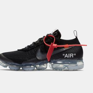 Off White x Nike Air Vapormax 2018