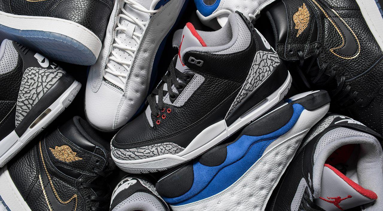Air Jordan Drops