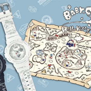 BABY G x Hello-Kitty-BGA190KT-Watch