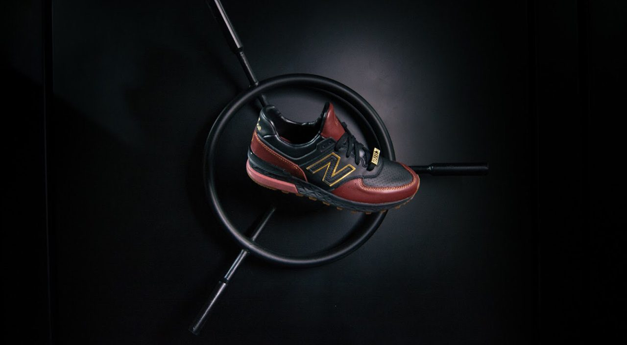 Limited Edt Vault X New Balance 574 Sport