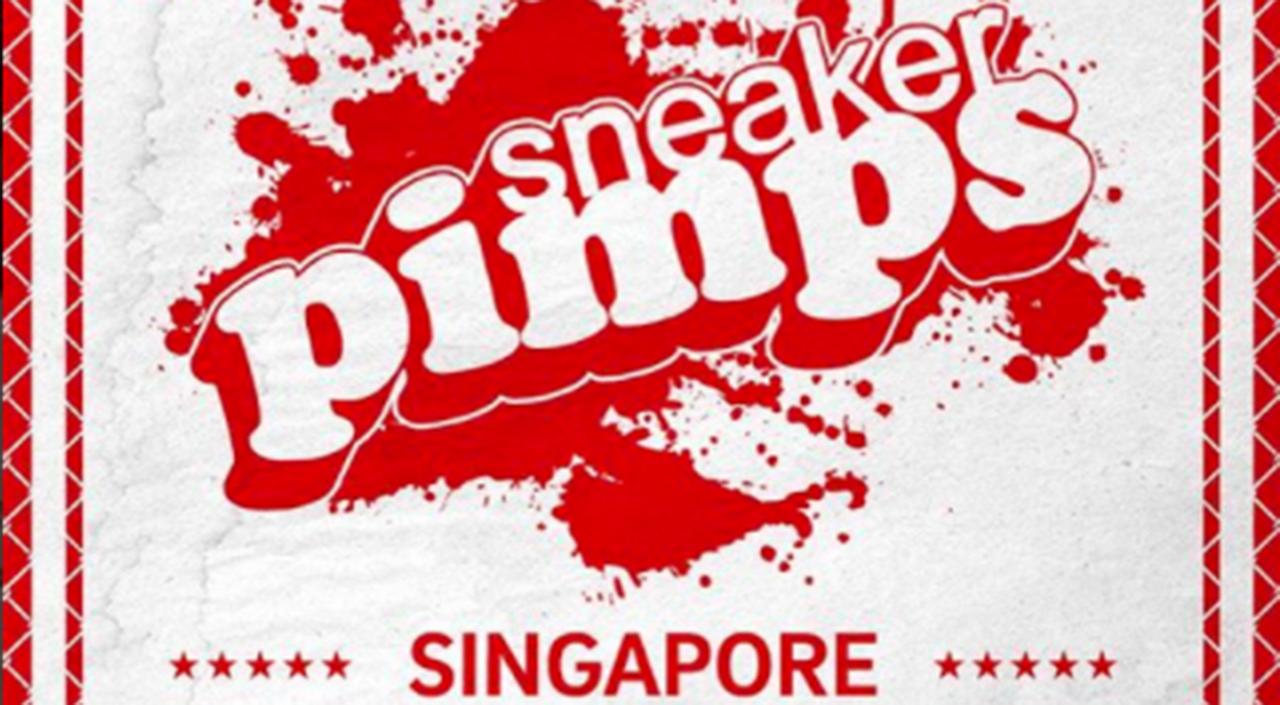 Sneaker Pimps Singapore