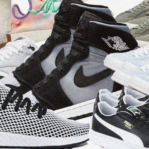 Sneakers below SGD200