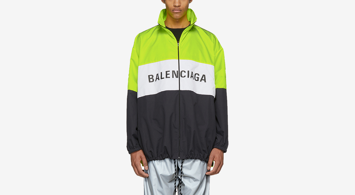 balenciaga ss18 is full of dad core bangers