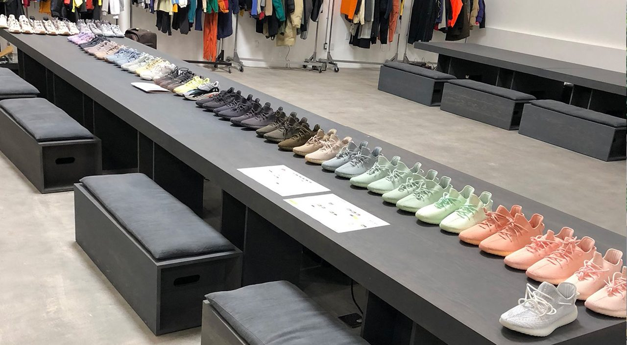 Pictures of unreleased YEEZY sneakers are up   Straatosphere