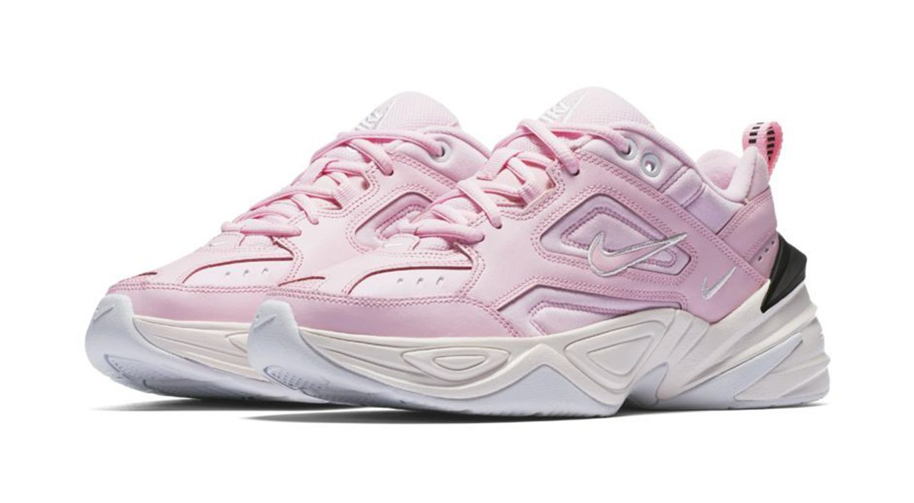 Nike M2K Tekno 'Pink Foam'