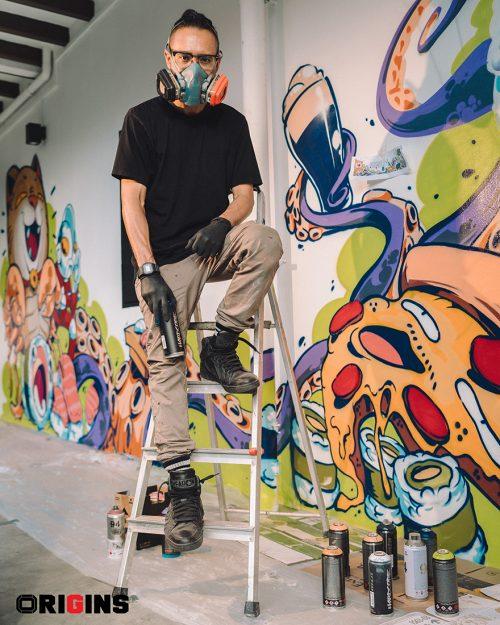 g-shock origins clogtwo visual artist and graffiti write