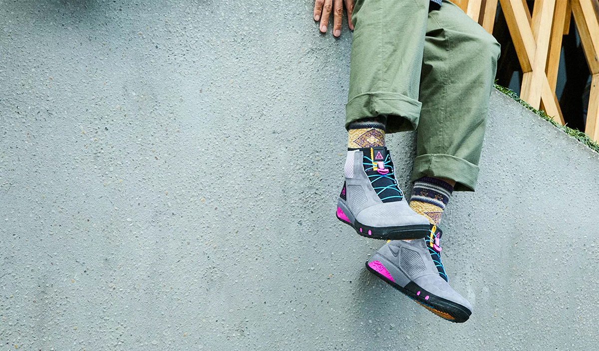 reputable site e3014 ea7c1 Nike ACG SS18 Returns with '90s Inspired Colors June 1 ...