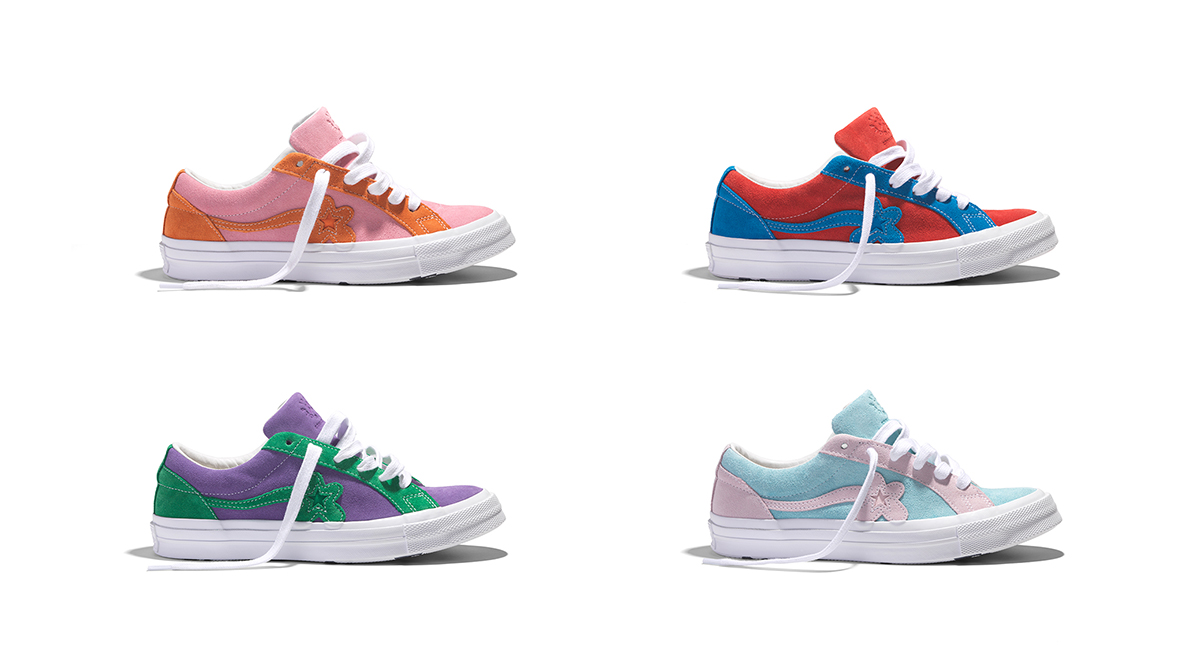 Converse Golf Le Fleur Collection Singapore Drop June 1 Straatosphere