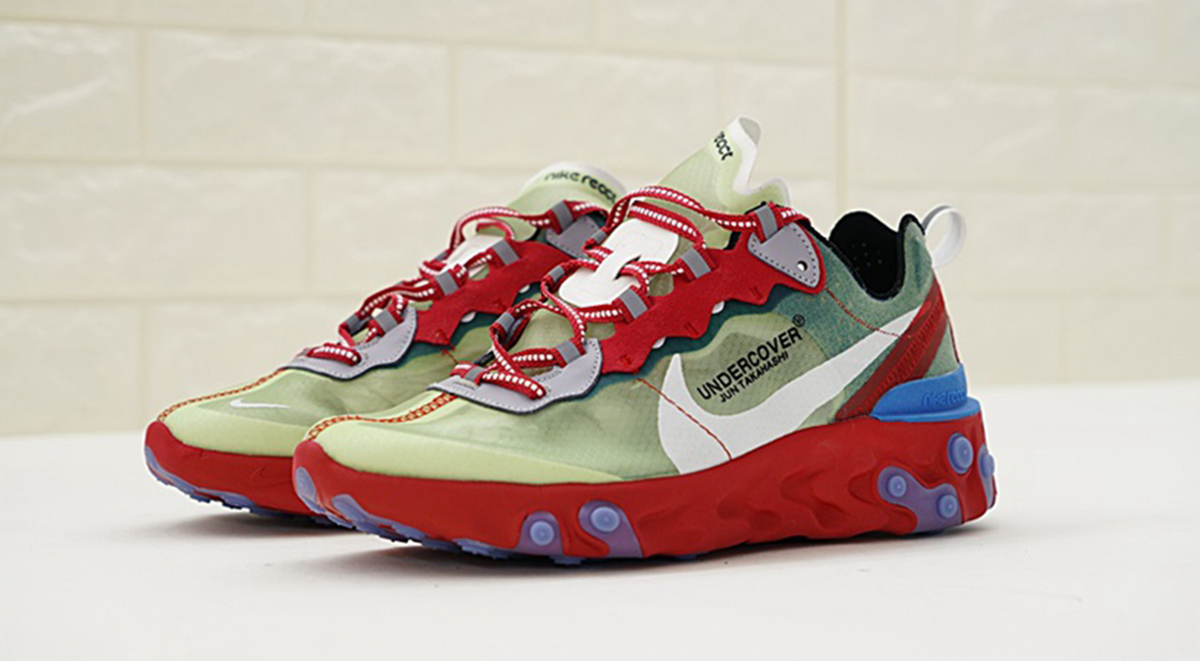 Undercover x Nike Epic React Element 87