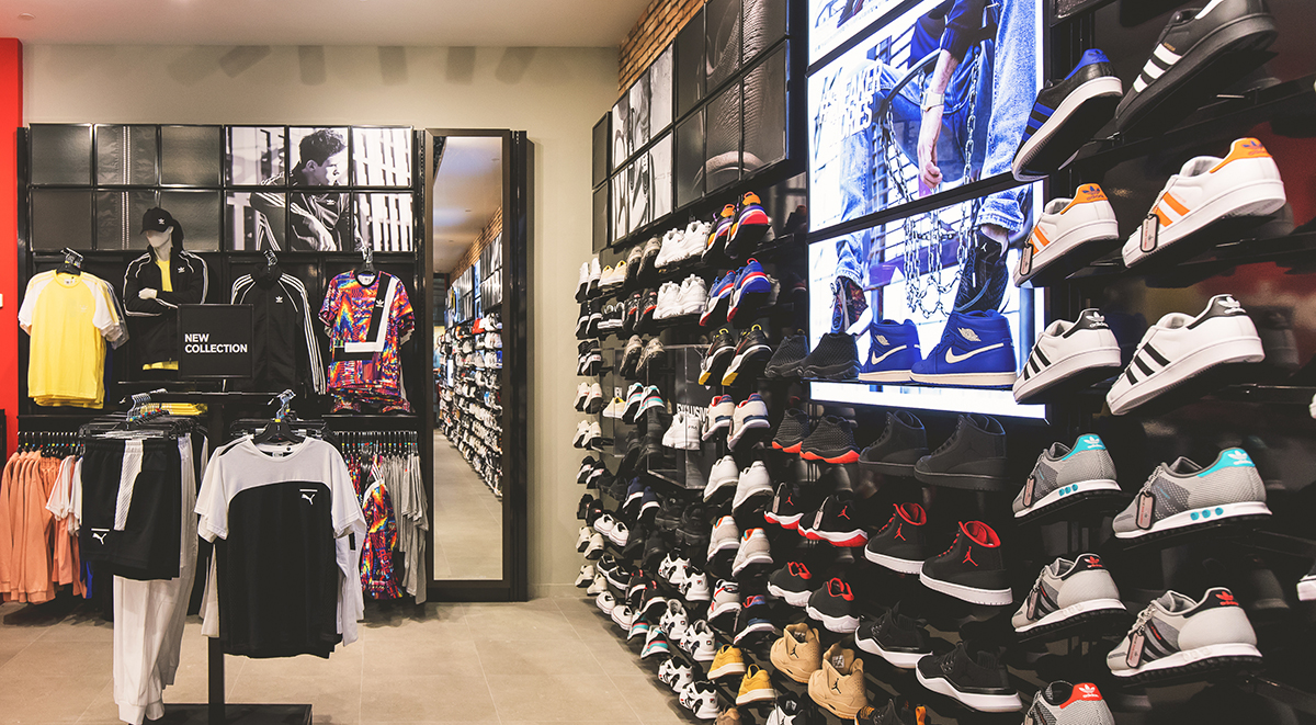2b58430d354 Foot Locker Singapore. Foot Locker Singapore. Foot Locker Singapore. A  second Foot Locker Singapore store has opened at JEM Mall ...