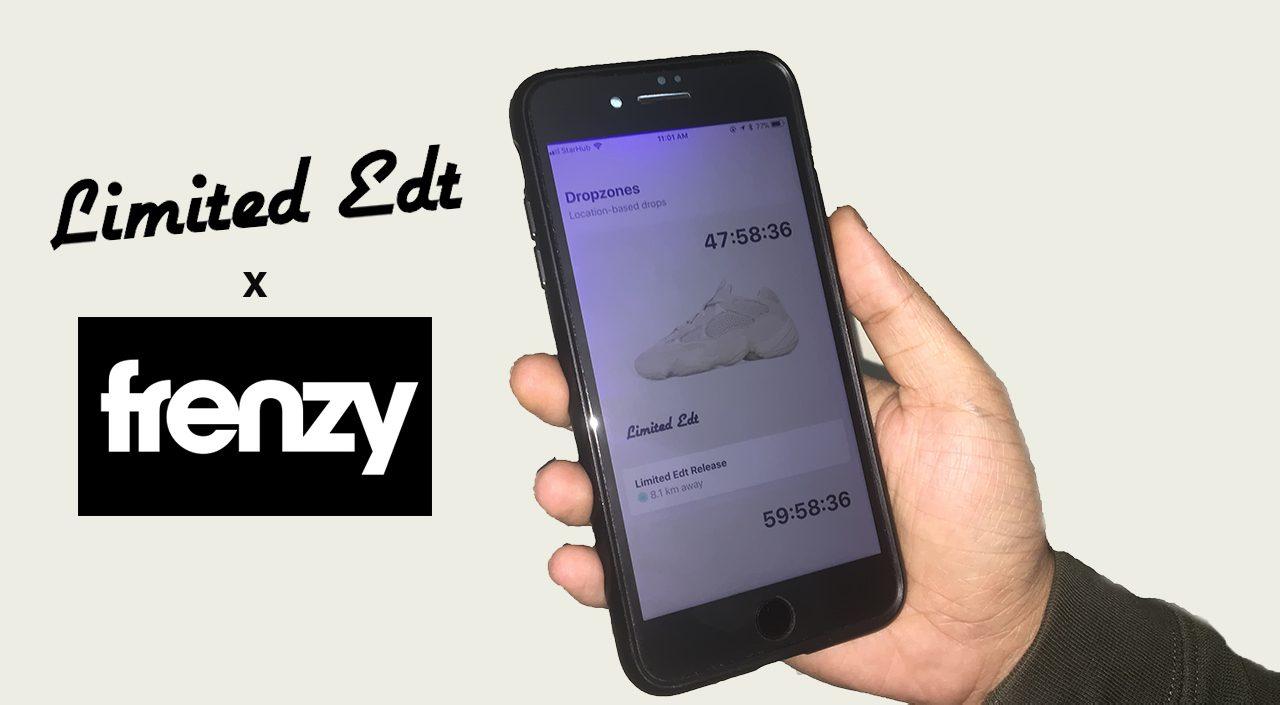 Frenzy app
