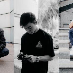 Singapore Street Photographers