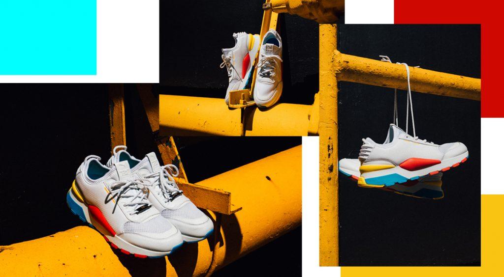 Sneaker Shot