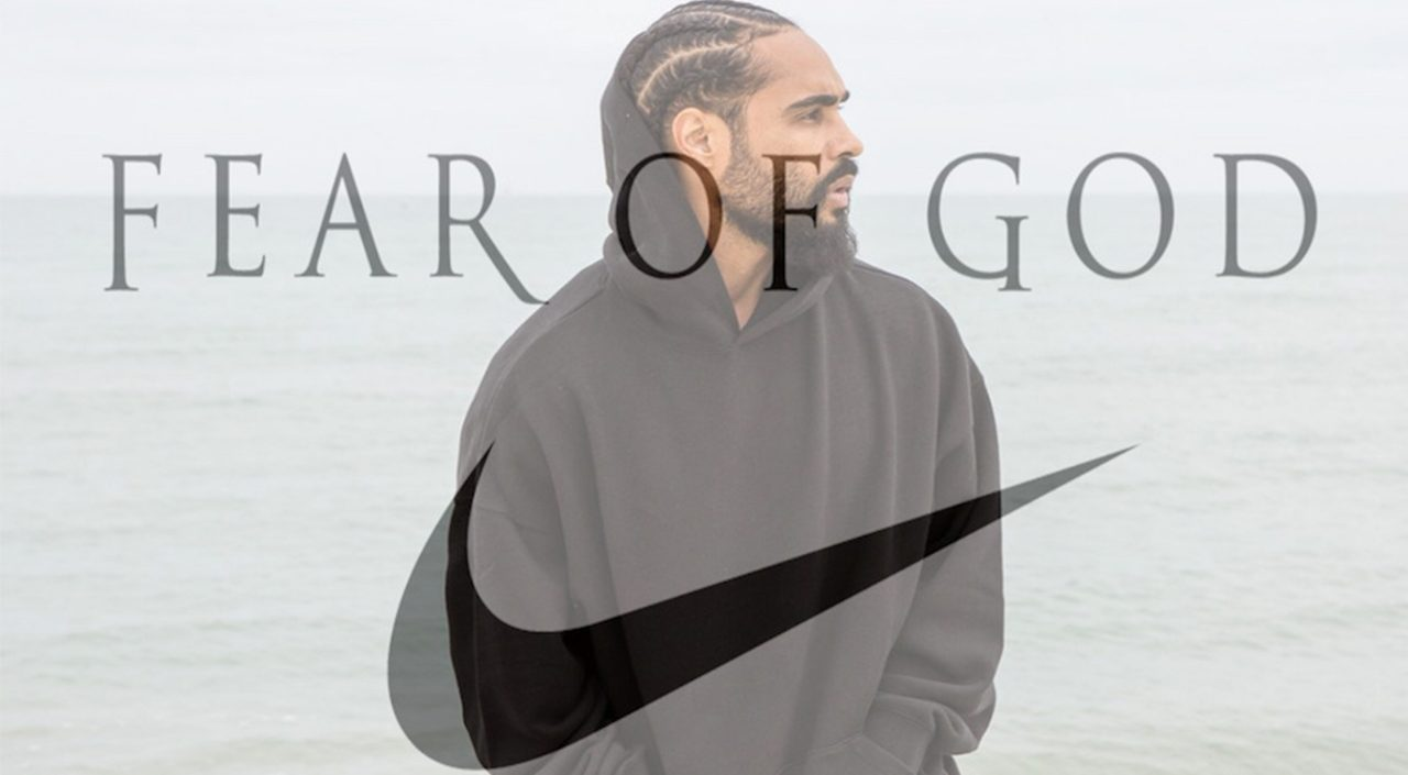 Fear of God x Nike collection