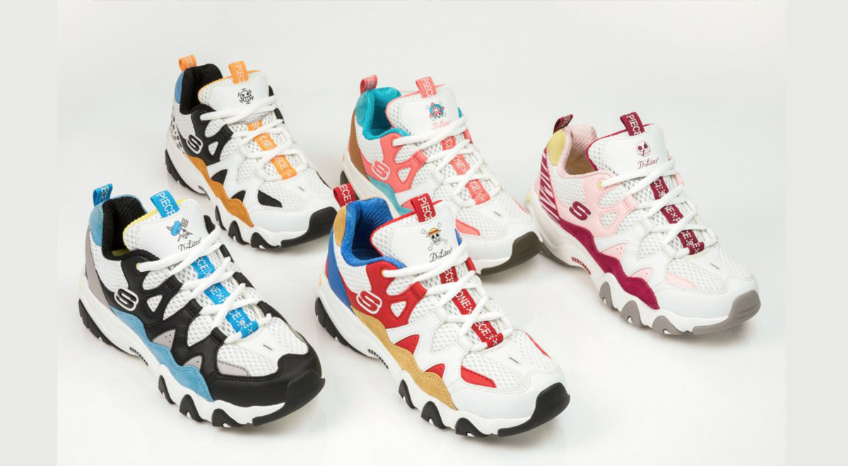 anime-inspired-sneakers-skechers-one-piece