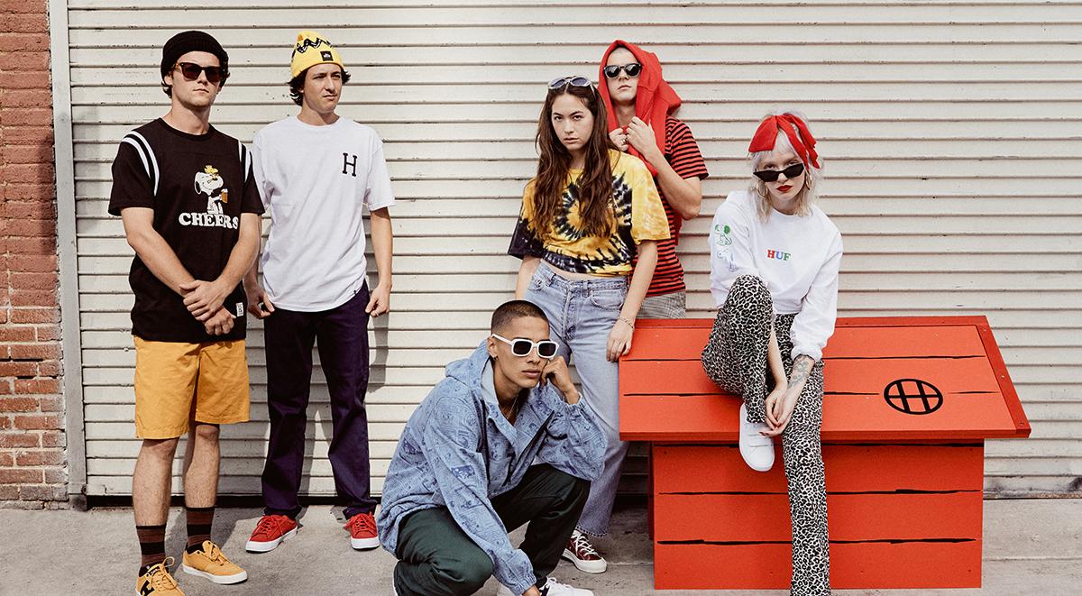 HUF Fall 2018 singapore release