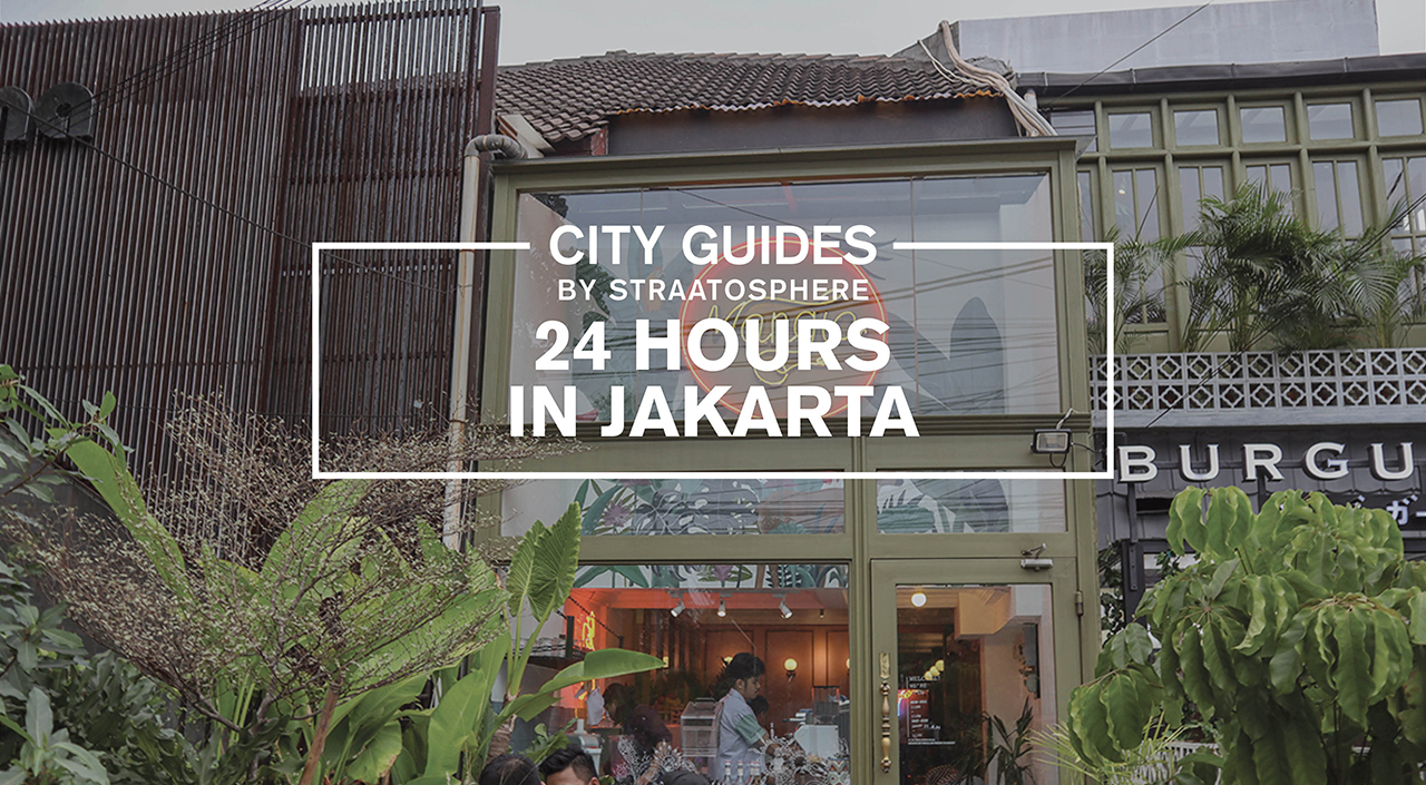 JAKARTA STREETWEAR GUIDE