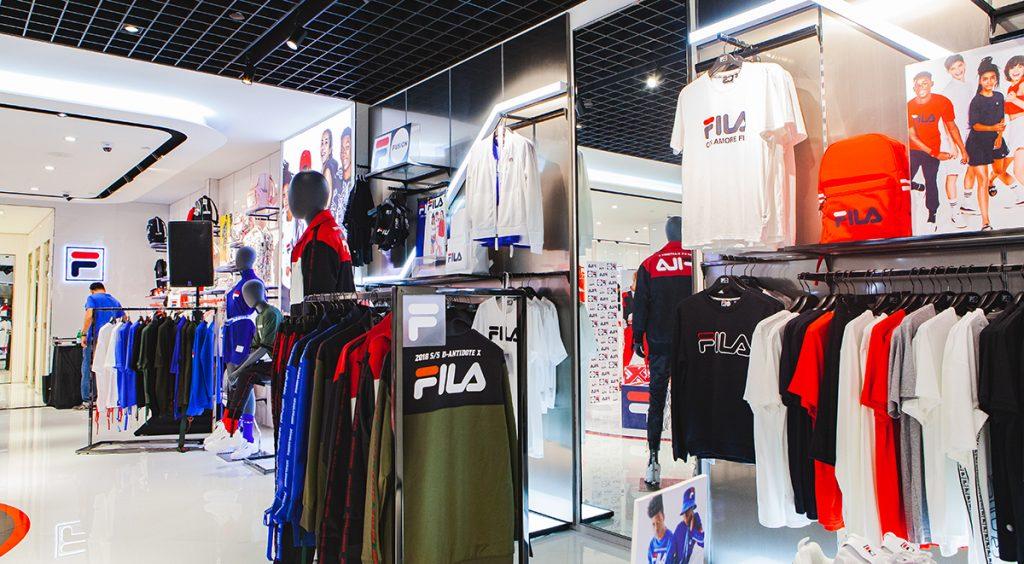 FILA Singapore Megastore