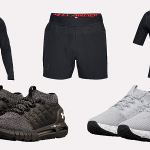 Under Armour FW18 collection