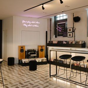 White Label Record Store and Bar